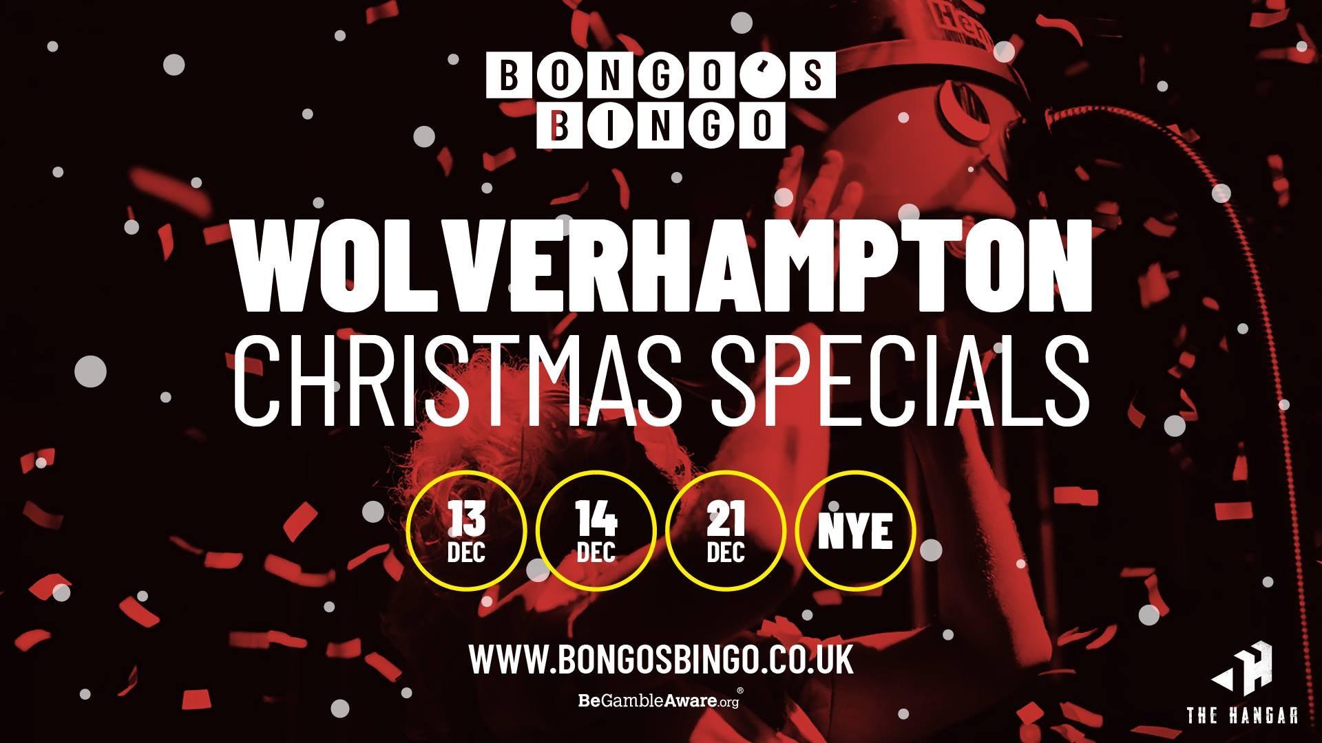 Bongo's Bingo – SOLD OUT