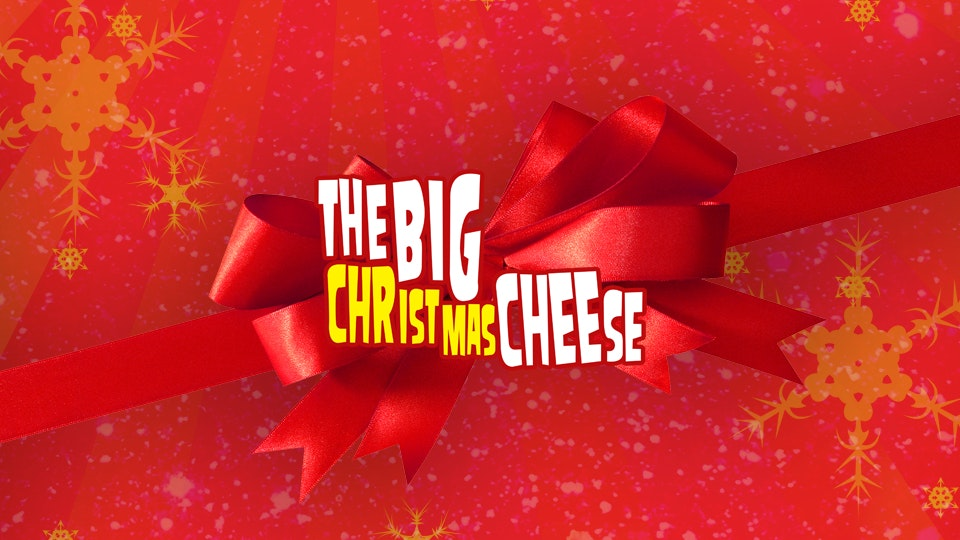 The Big Christmas Cheese – Non Stop Cheesy Christmas Pop!