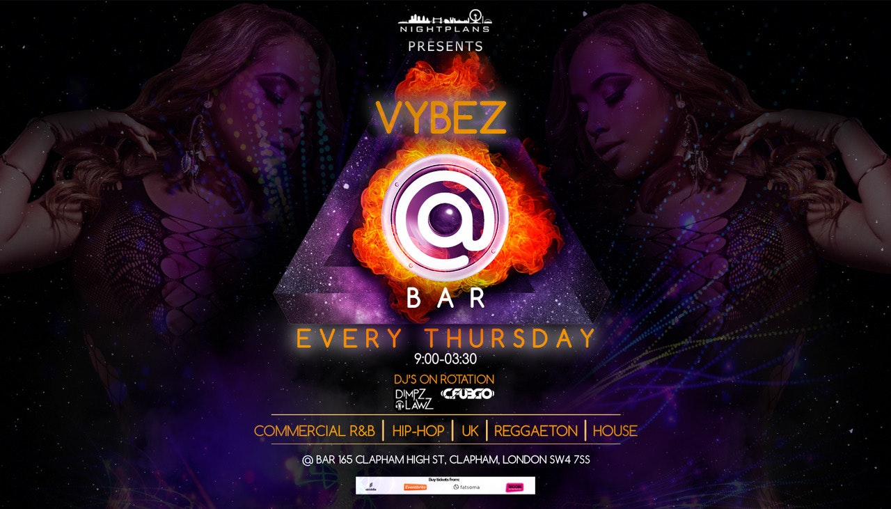 Vybez Launch Party