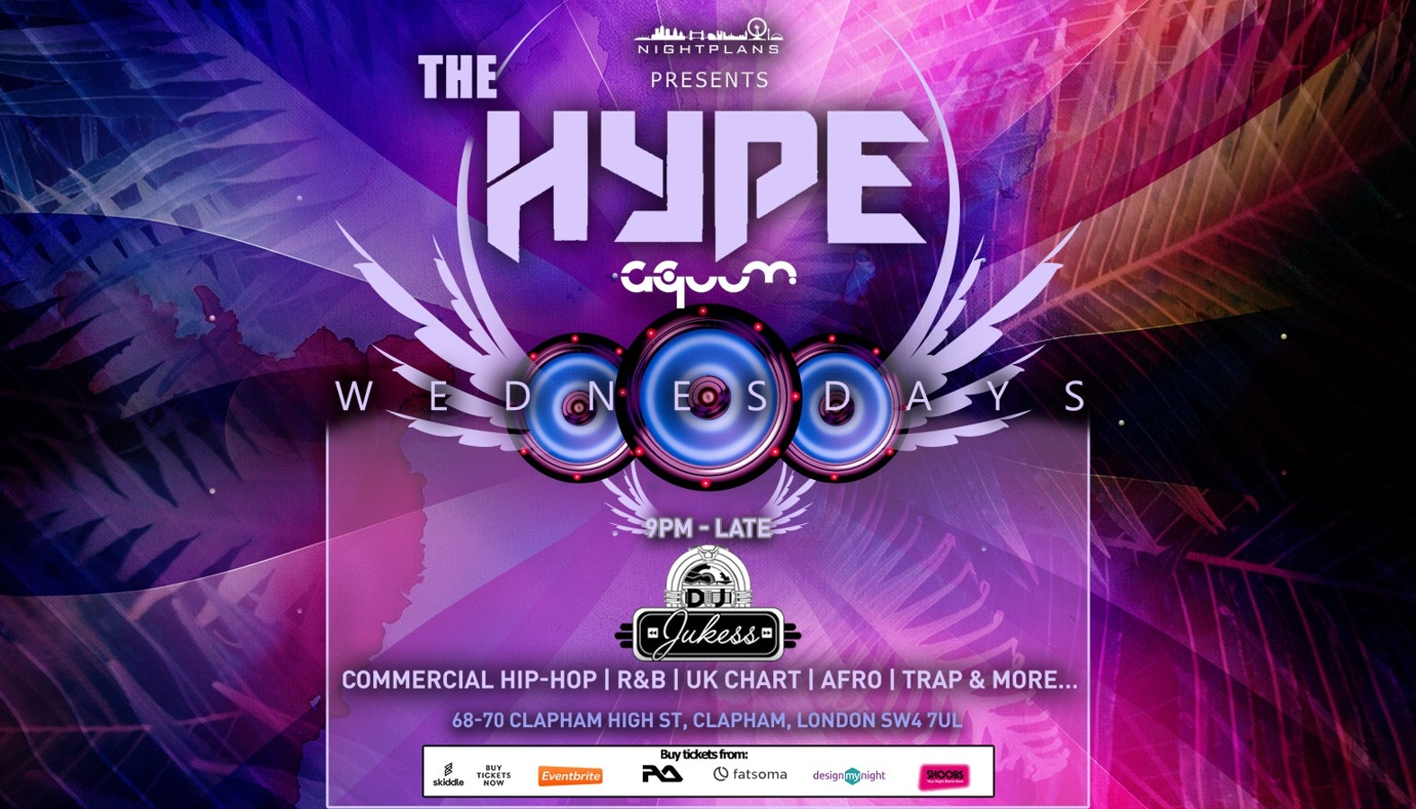 The Hype Wednesdays