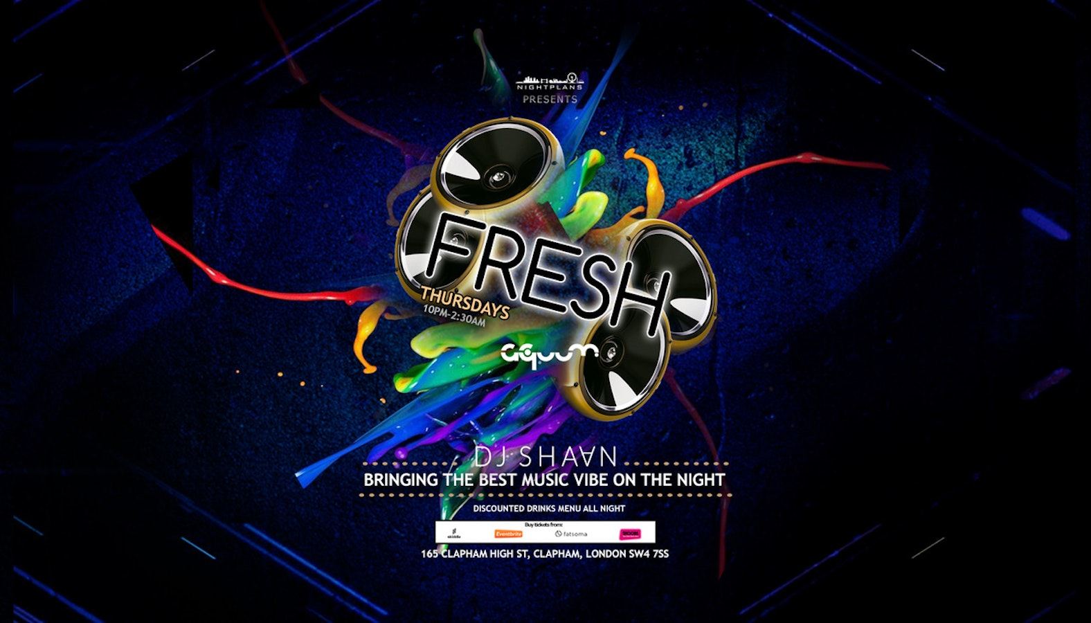 Fresh Thursdays Boxing Day Special