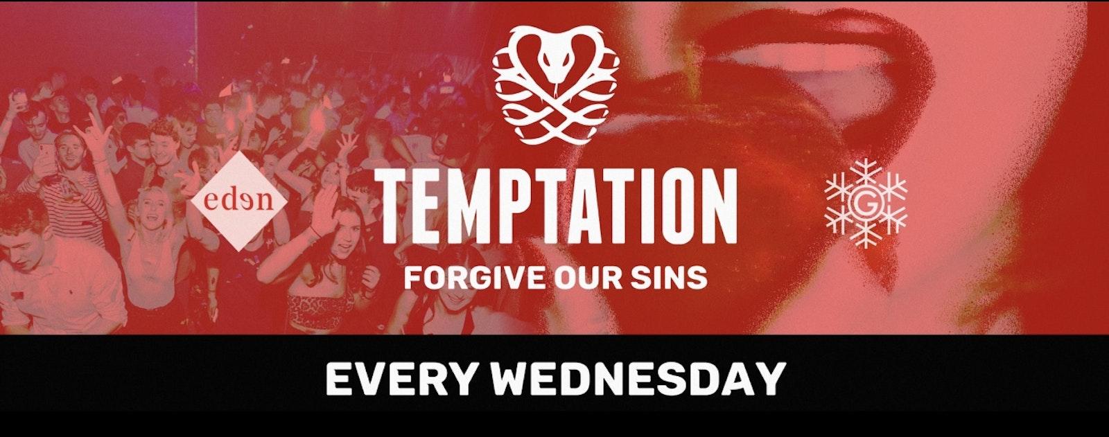 Temptation! The Garden Of Eden!