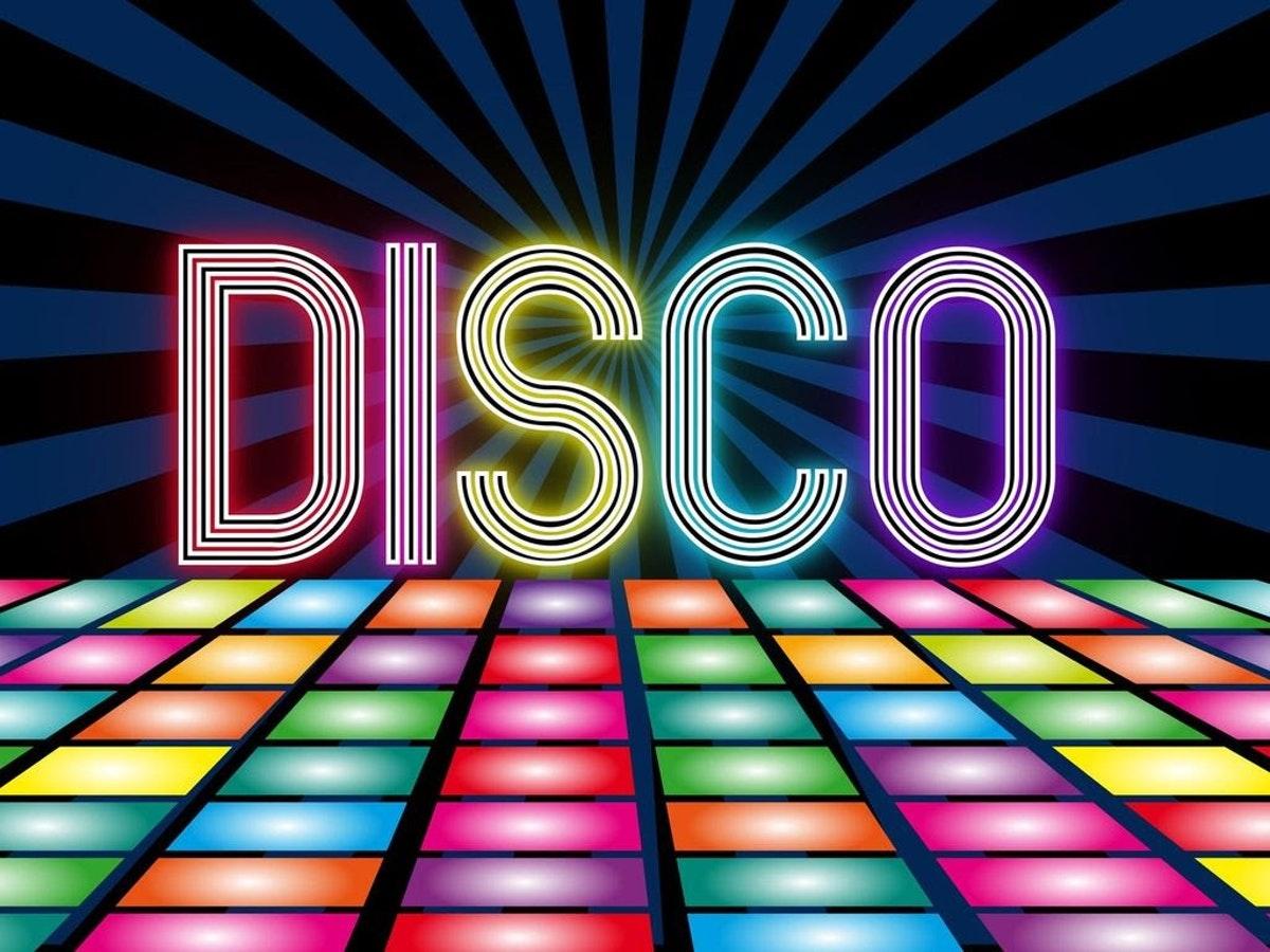 The Friday Night Greenhouse Disco!