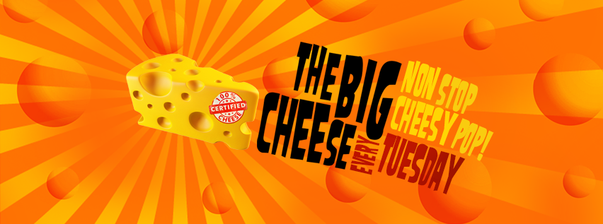 The Big Cheese – Non Stop Cheesy Pop! 2