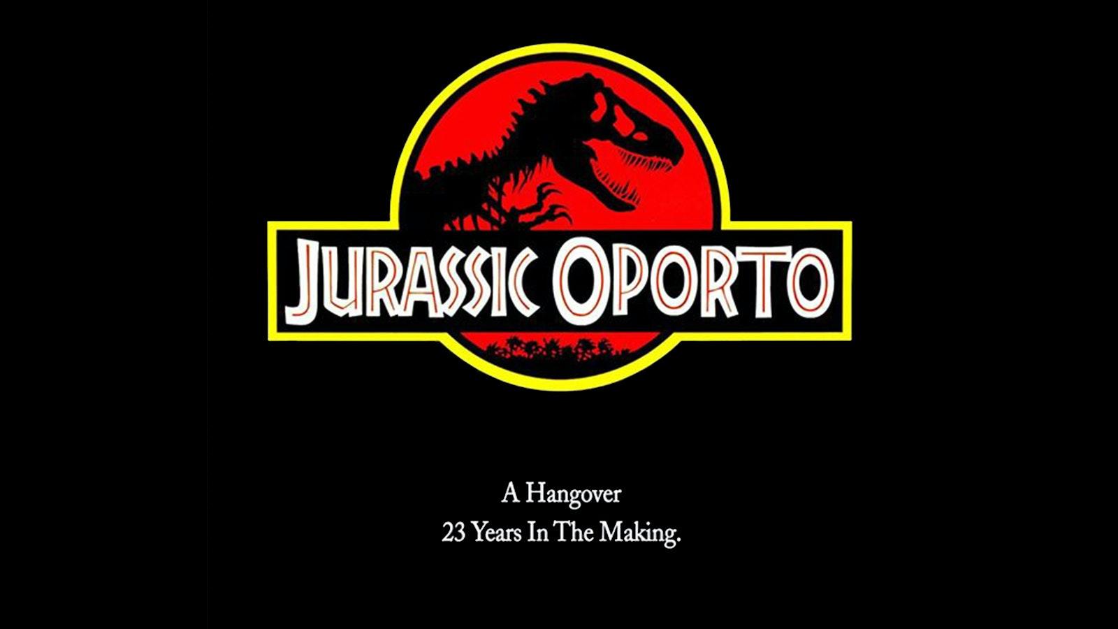 Jurassic Oporto Birthday Party!