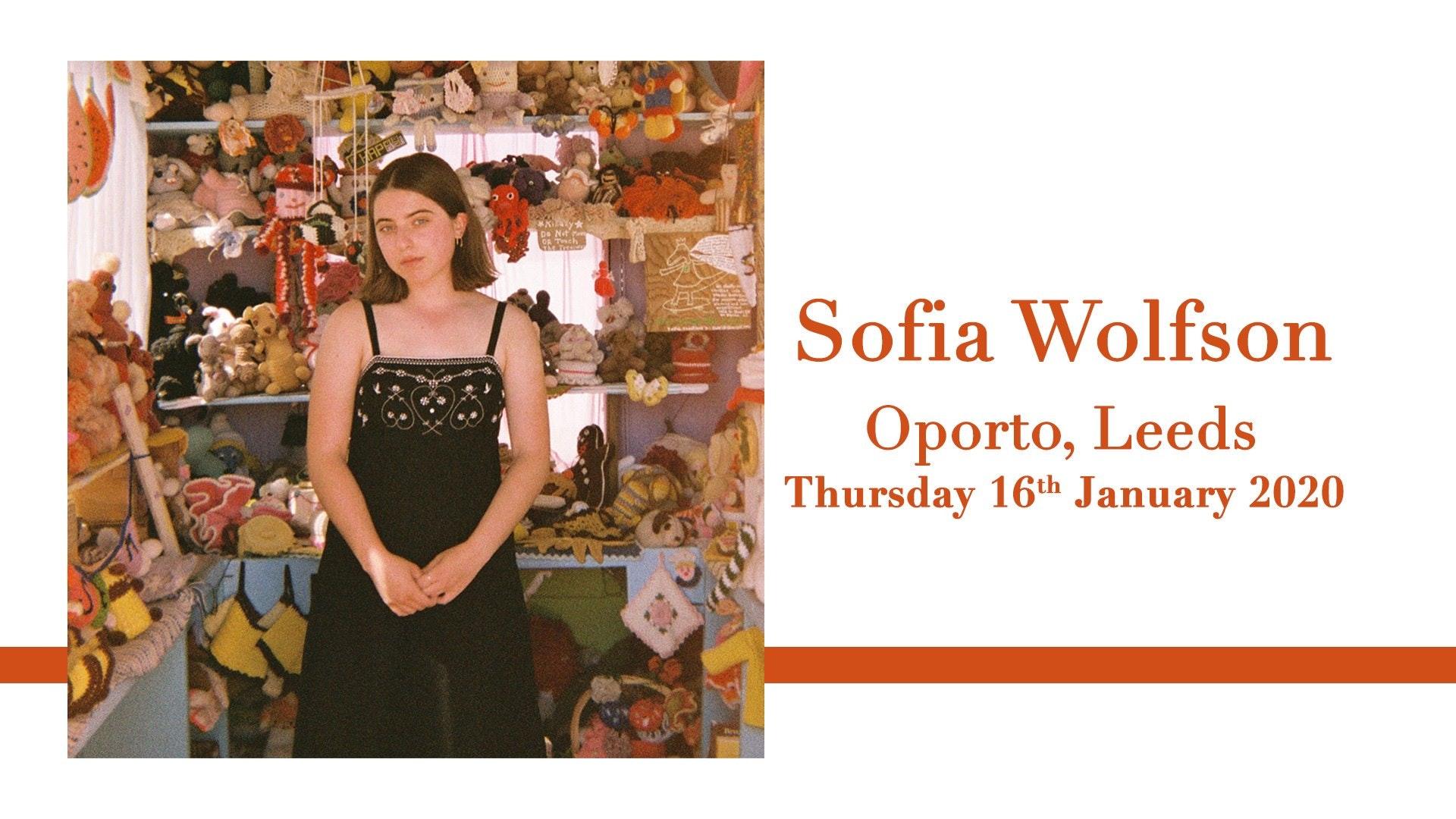 Sofia Wolfson // Leeds