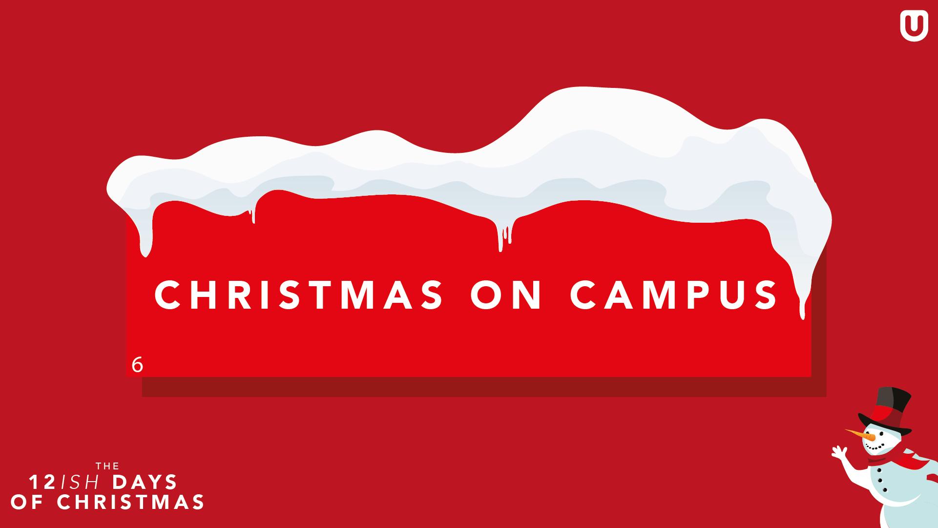 Christmas on Campus ∙ Christmas
