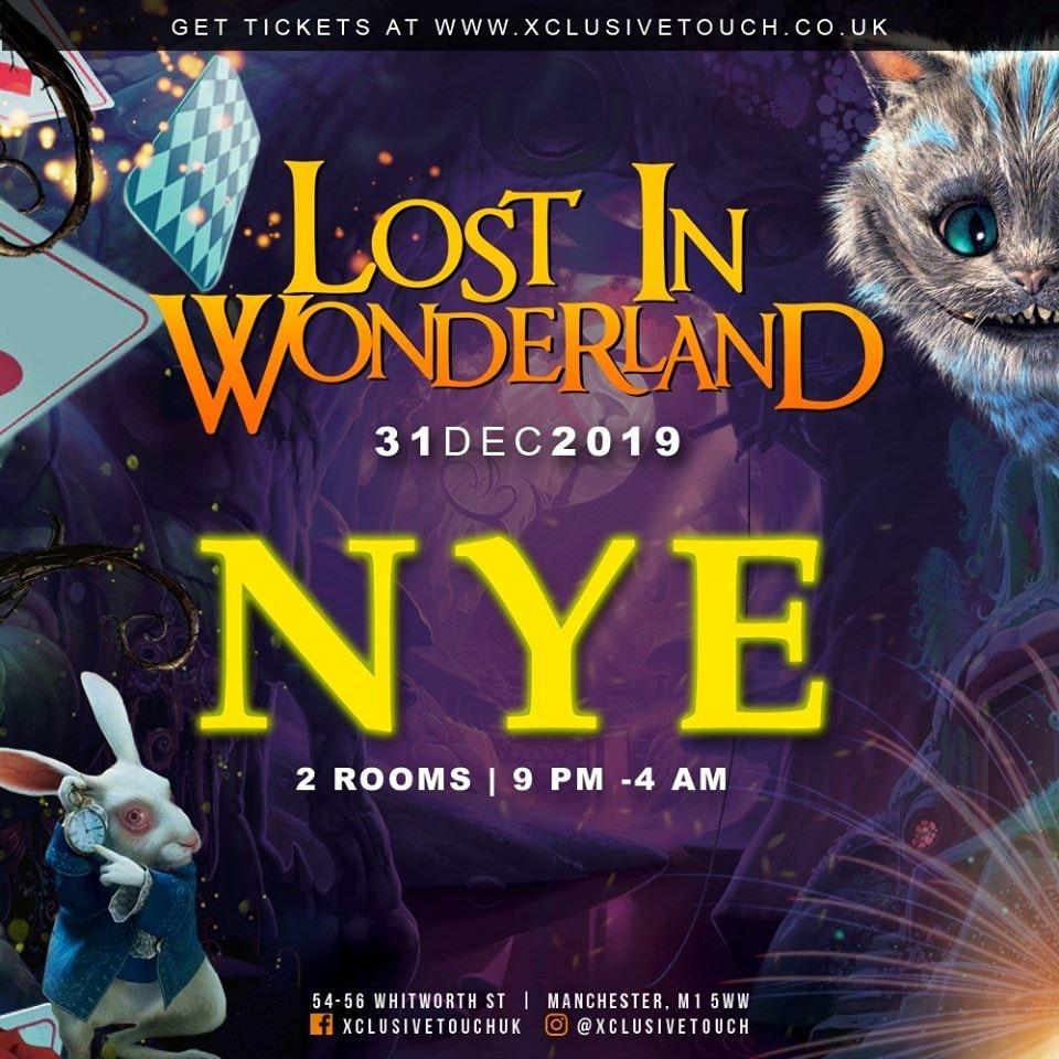 Lost In Wonderland NYE 2019