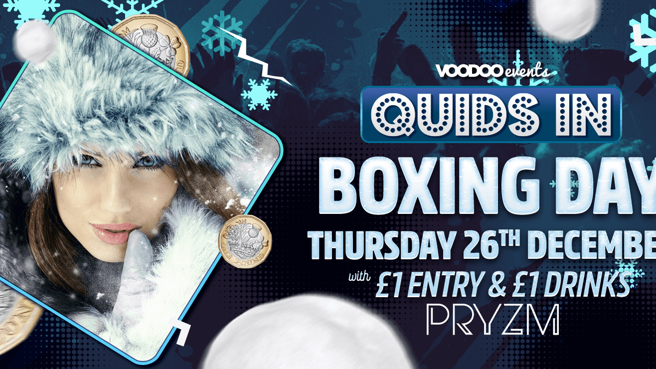 Quids In Boxing Day