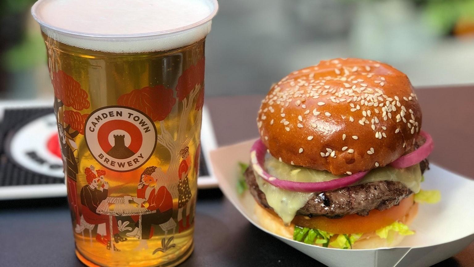 Burger & Beer BBQ