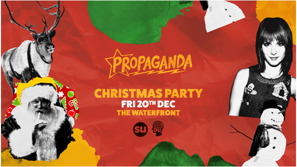 Propaganda Norwich – Christmas Party!