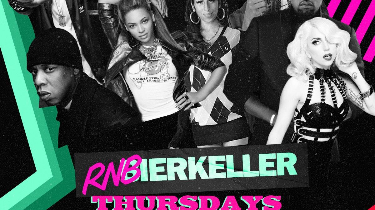 RnBierkeller – Thursday