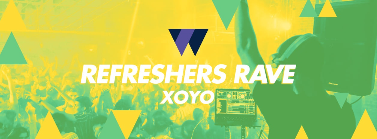 The ReFreshers Rave 2020 at XOYO