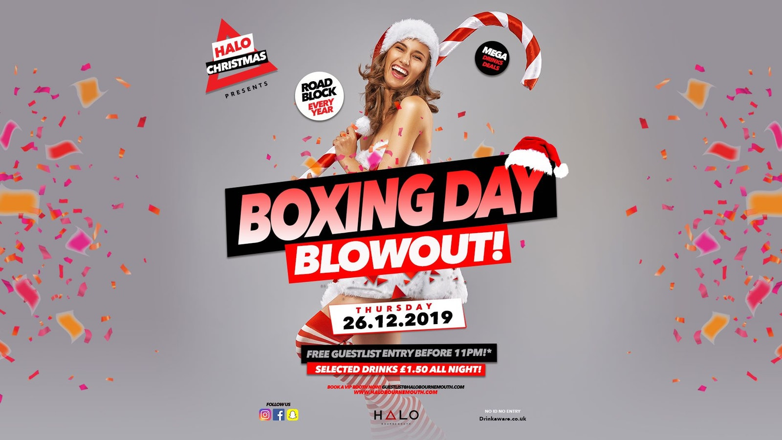 The Boxing Day Blowout