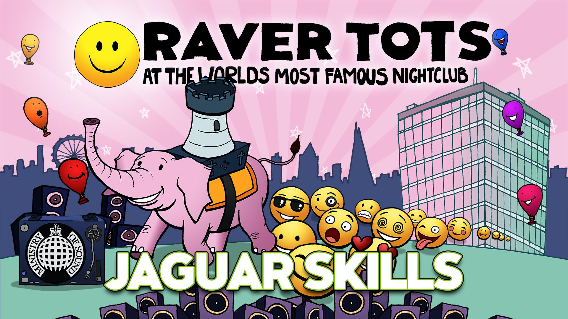 Raver Tots at Ministry of Sound