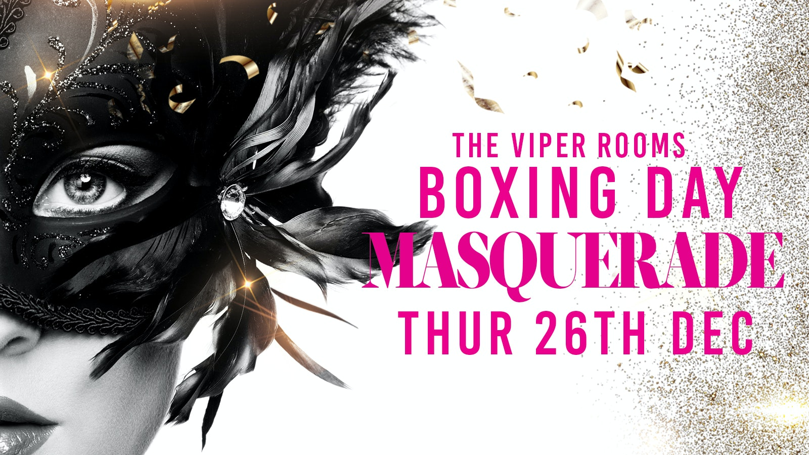 Boxing Day Masquerade