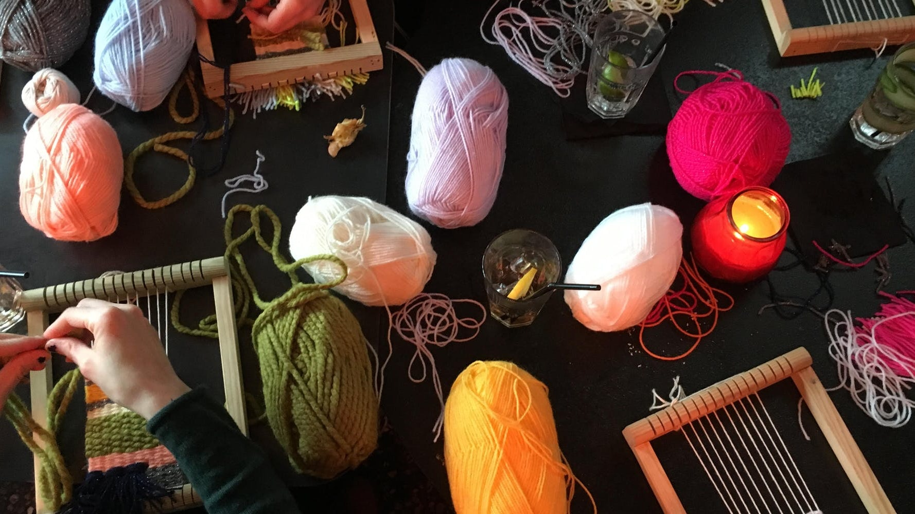Cult Milk: Weaving For Beginners