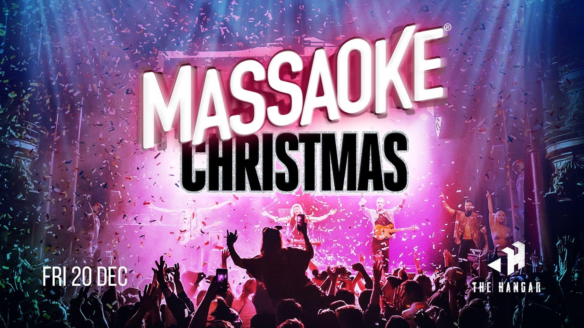 Massaoke   Christmas Edition