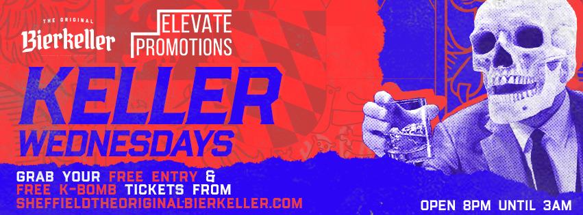 K-Bomb Keller – Wednesday
