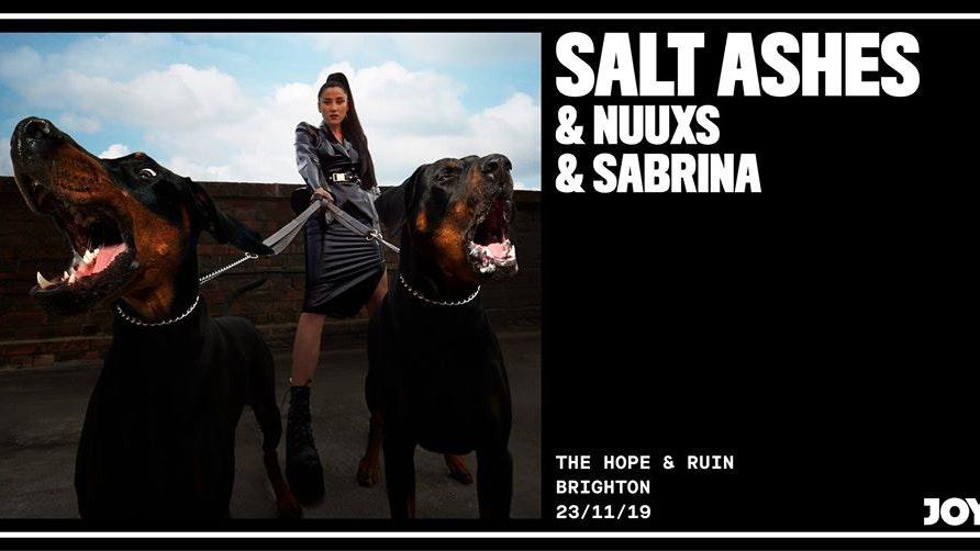 Salt Ashes + NUUXS + Sabrina