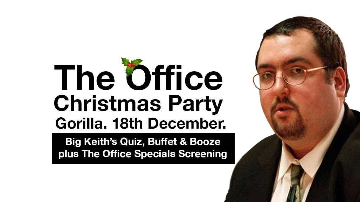The Office Christmas Party