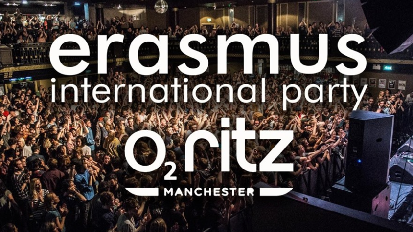 Erasmus International Party – T.G.I.F