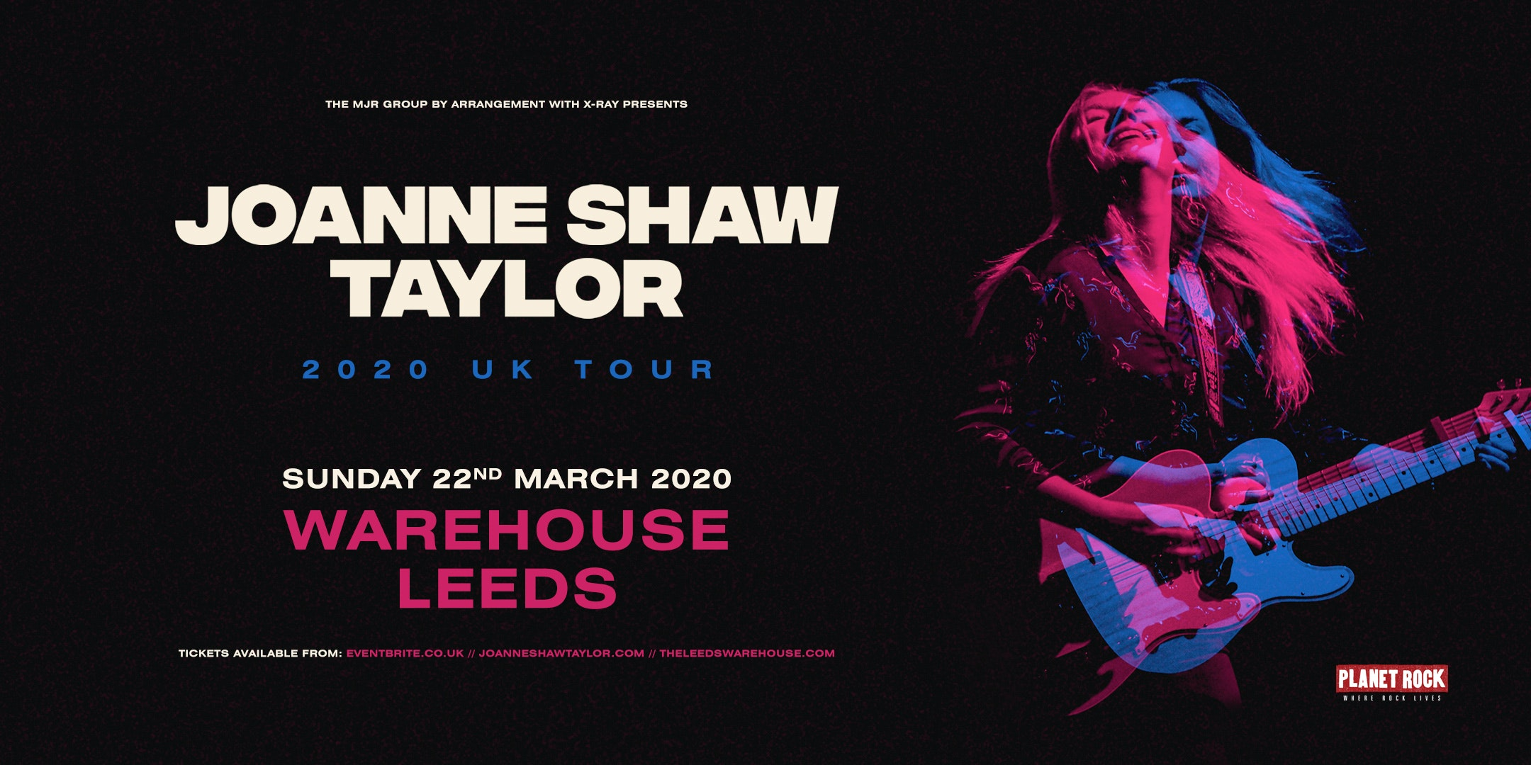 Joanne Shaw Taylor – Live