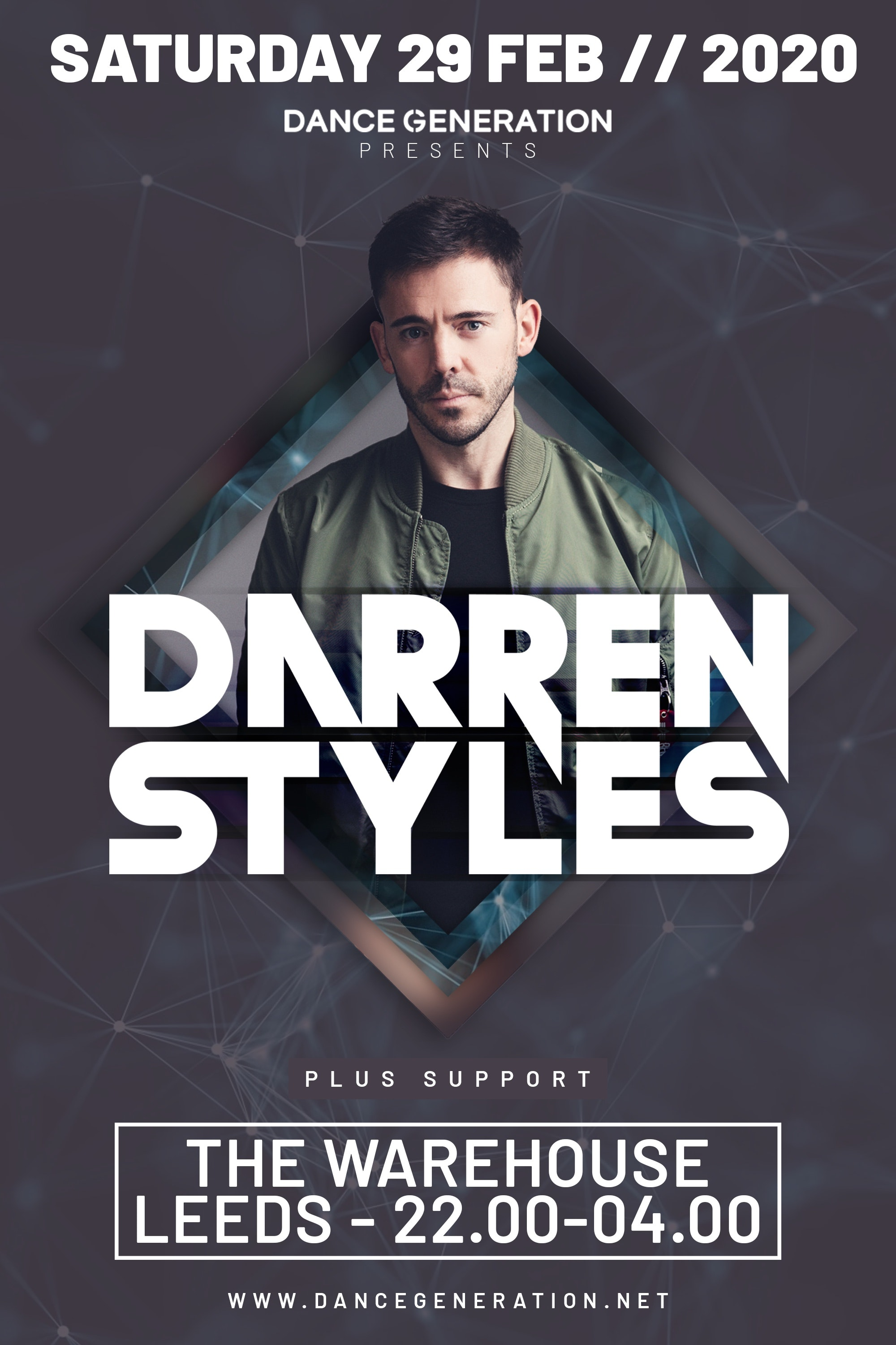 Darren Styles – The Warehouse Leeds
