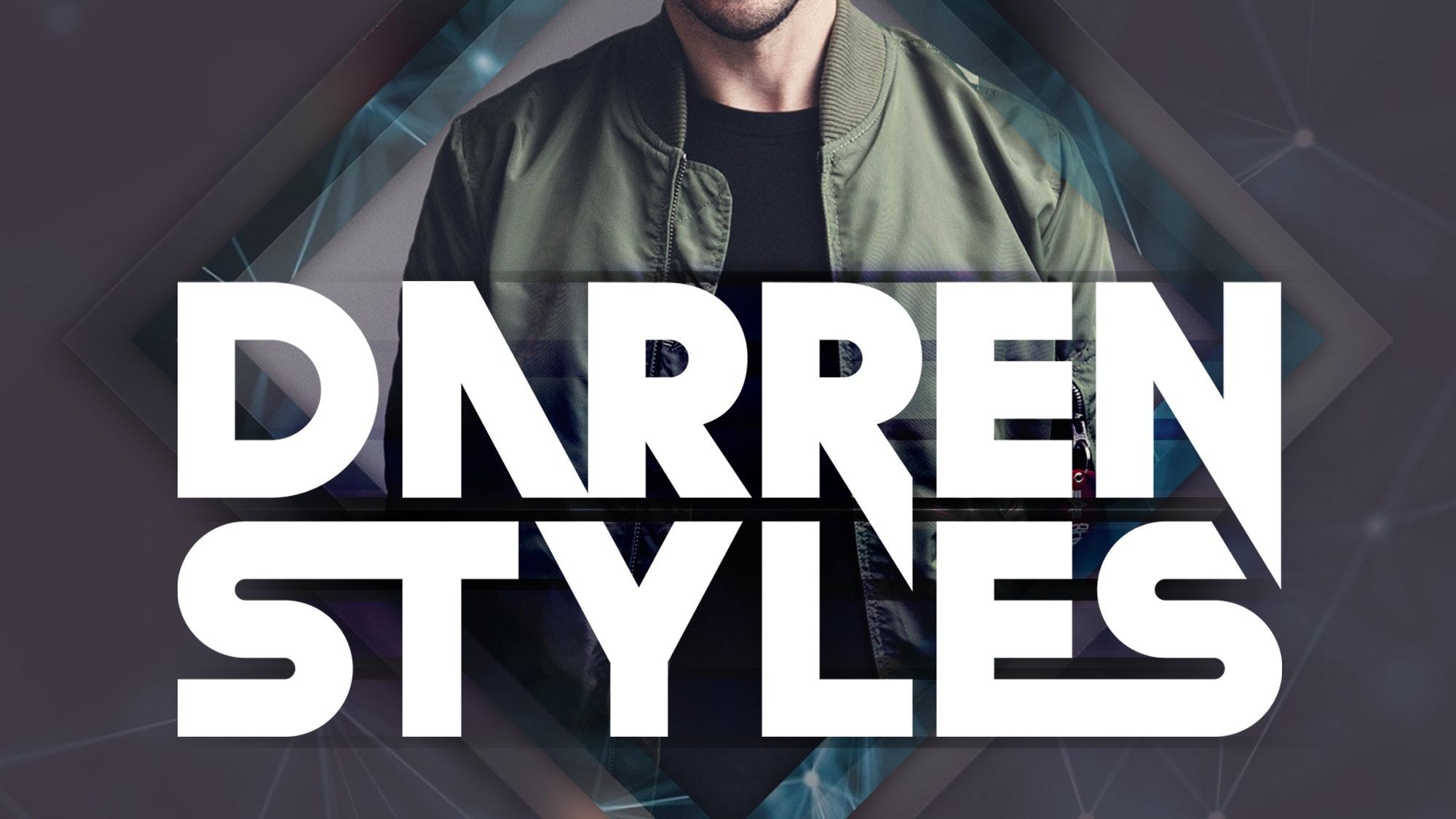 Darren Styles – The Warehouse Leeds