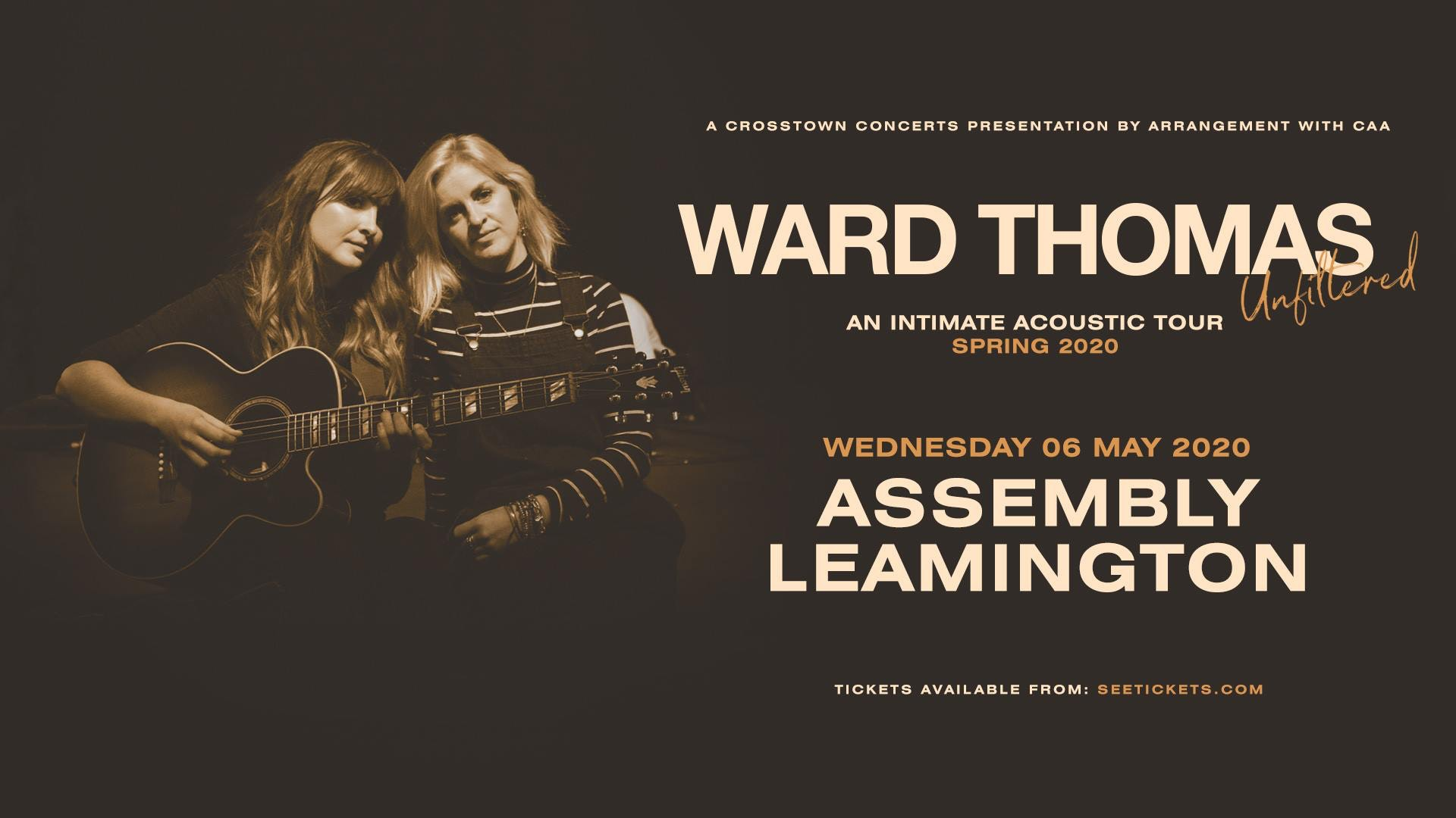 Ward Thomas at The Assembly, Leamington Spa