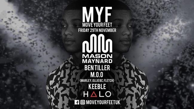 M Y F w/ Mason Maynard