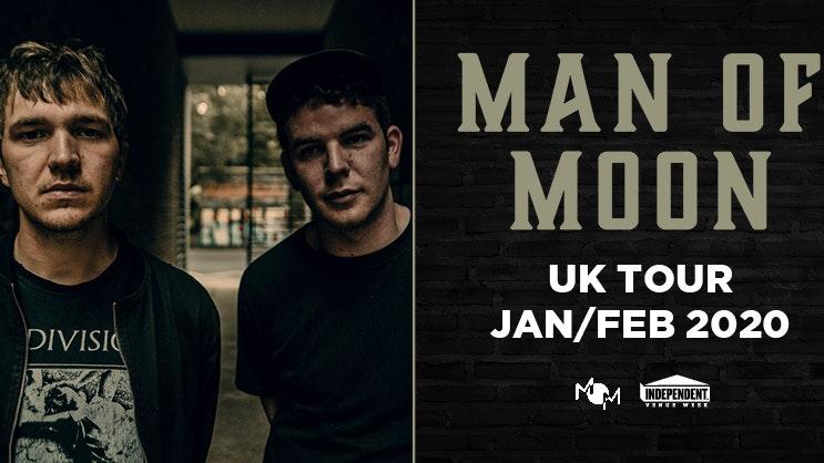Man of Moon – Leeds – Independent Venue Week