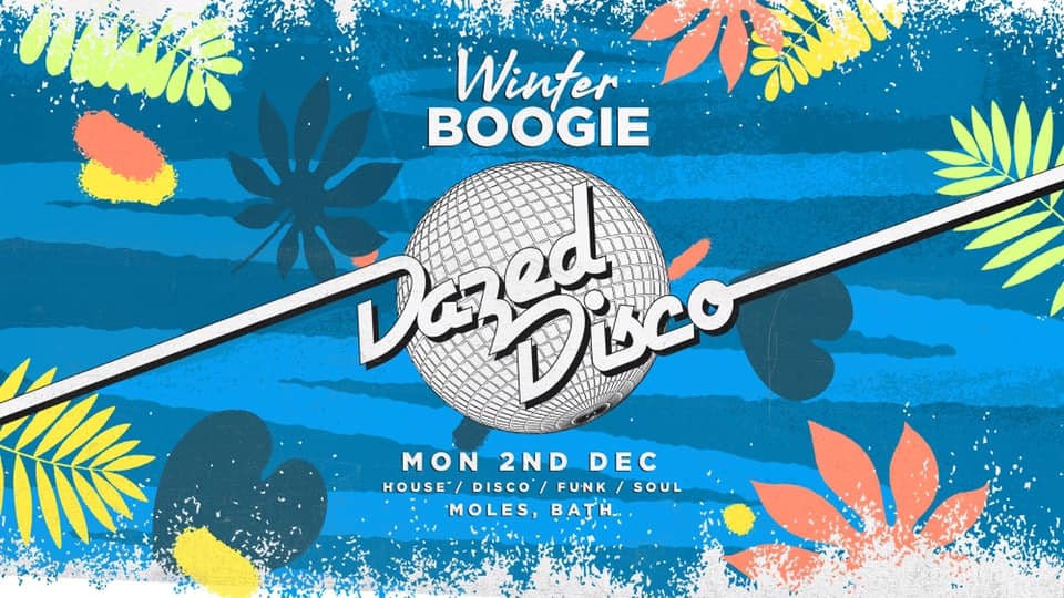 Dazed Disco Bath: Winter Boogie