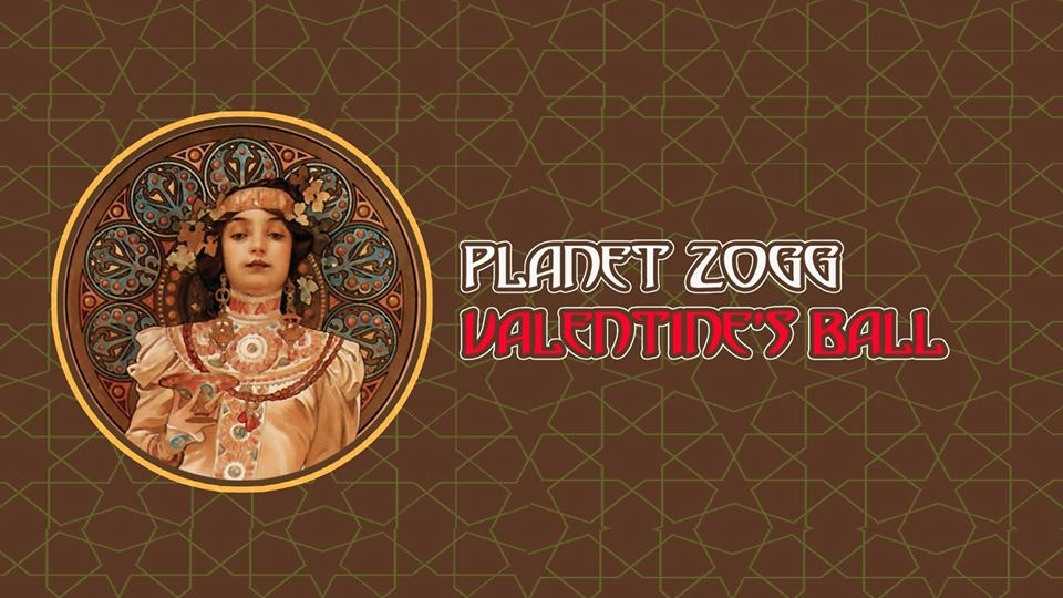 Planet Zogg Valentine's Ball