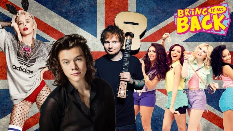 Rehab vs Bring It All Back: Best of British Pop Party