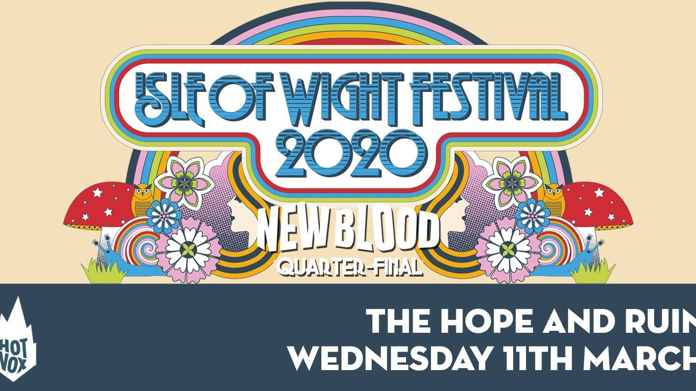 Isle Of Wight Festival New Blood Competition