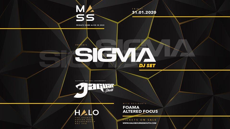 M A S S Presents Sigma And Jaguar Skills