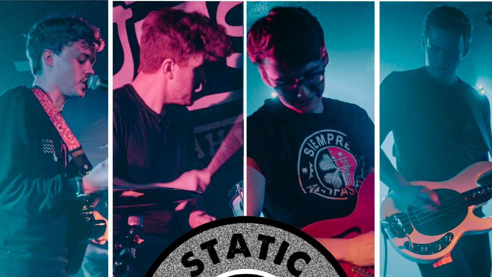 Static Satellites | Glasgow, Broadcast