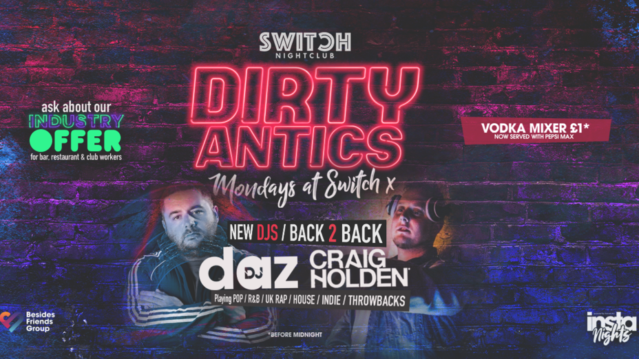 Dirty Antics