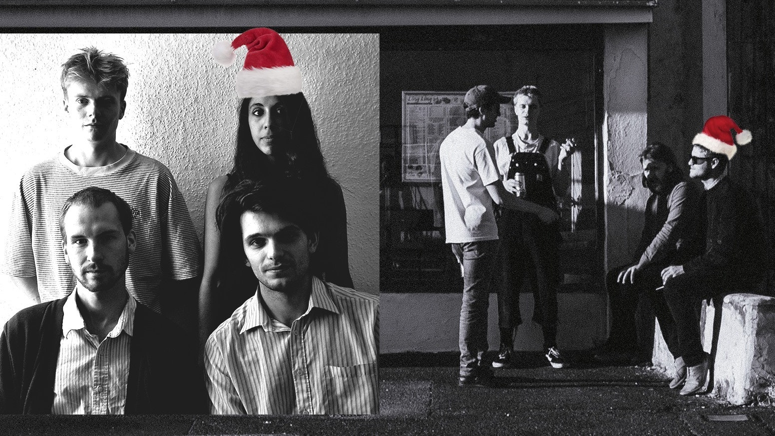 Acid Box Xmas Cracker: The Slaughter House Band + Holiday Ghosts