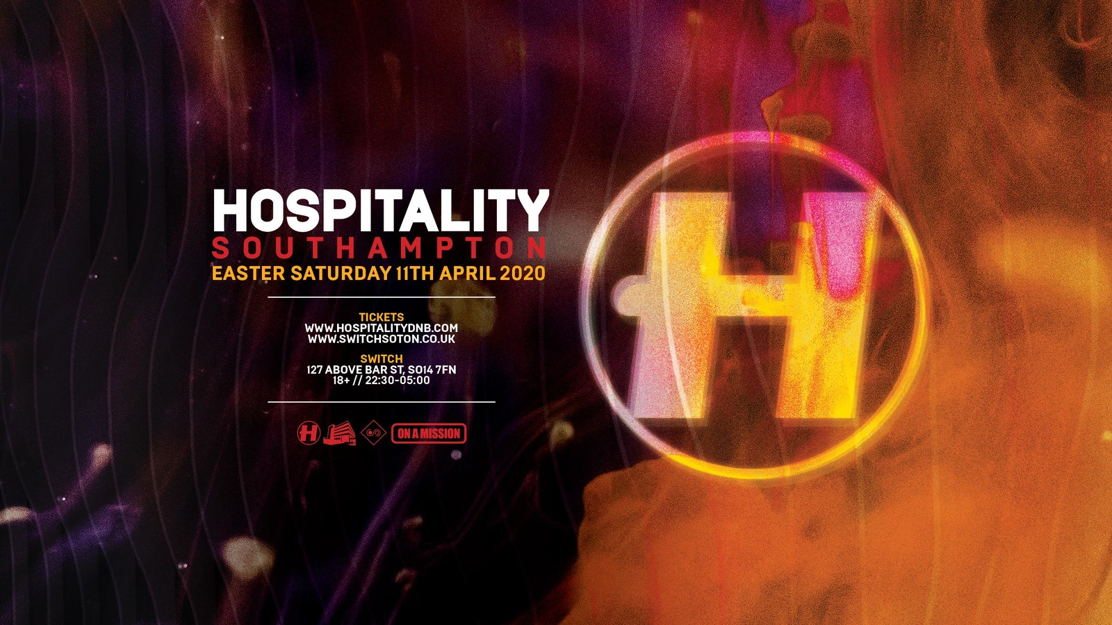 Hospitality Southampton – cancelled please see event info