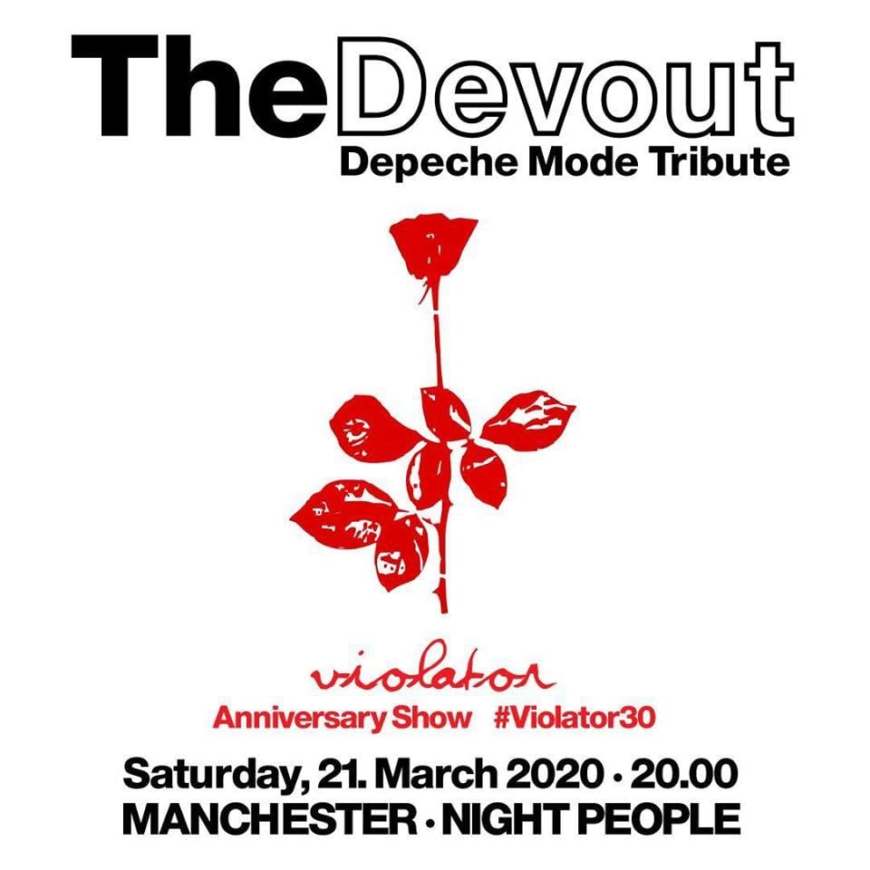 Depeche Mode Tribute Act – The Devout