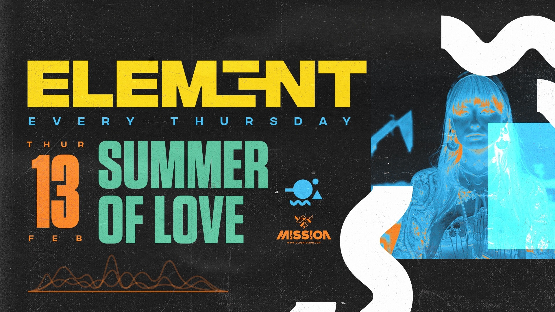 Element. Summer of Love