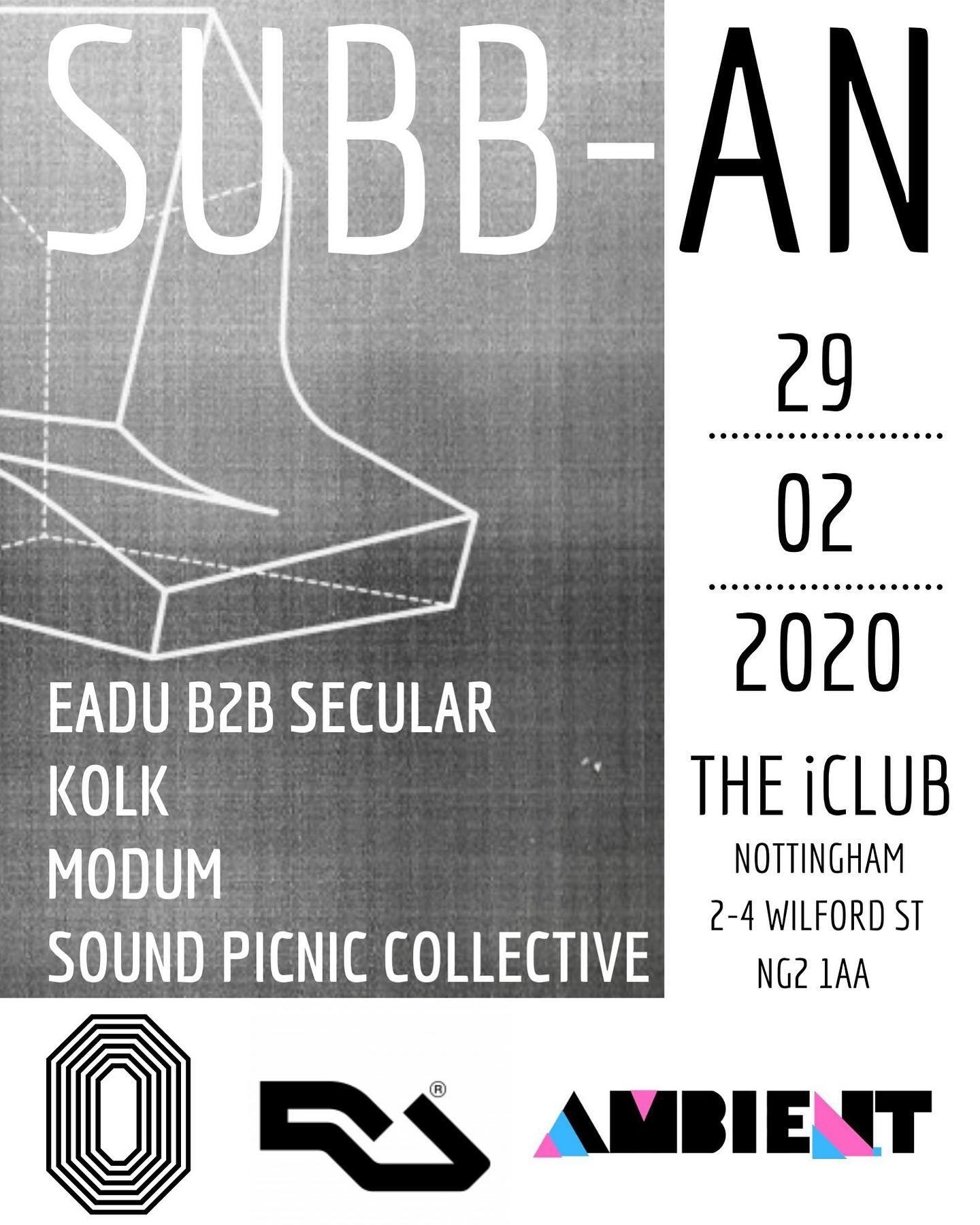 Ambient presents Subb-An