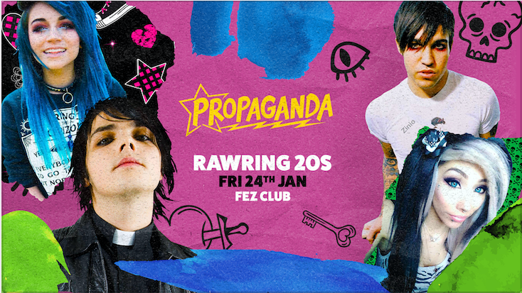Propaganda Cambridge – Rawring 20s