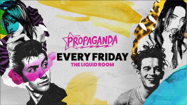 Propaganda Edinburgh