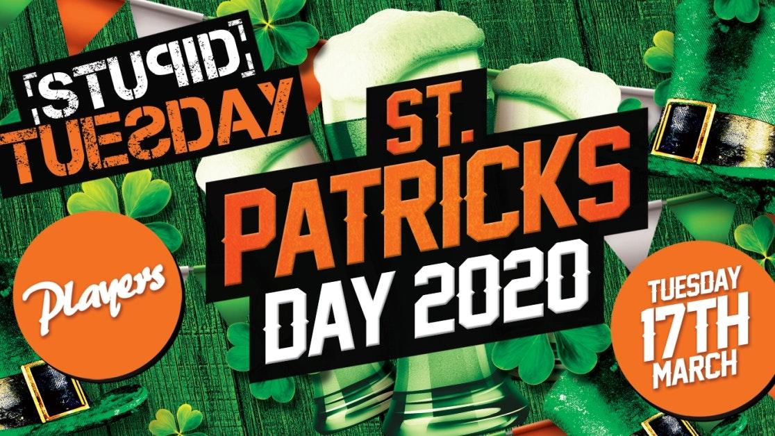 ☘️ Stuesday x St Patrick's Day ☘️