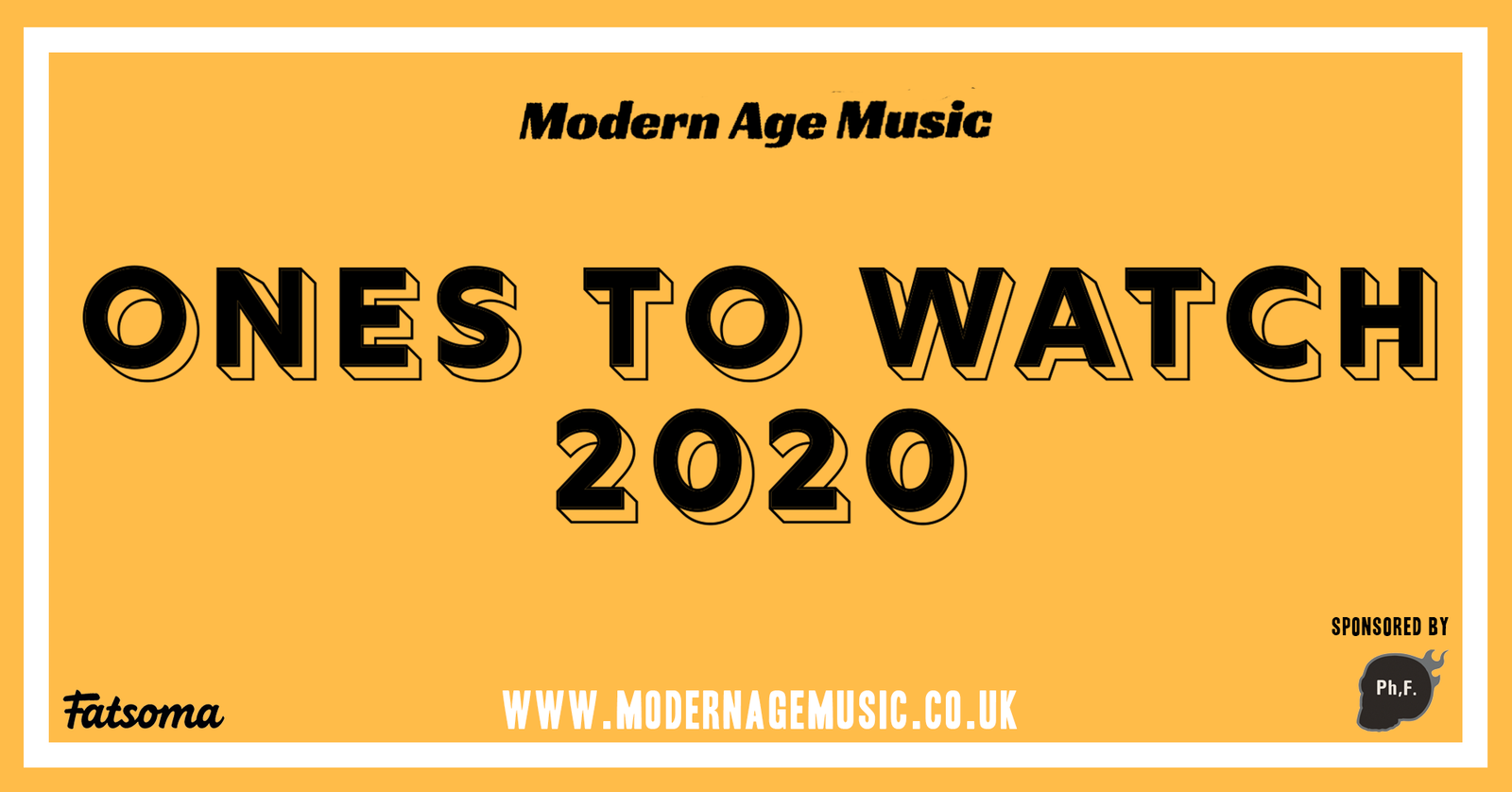 Modern Age Music Manchester – Ones To Watch 2020