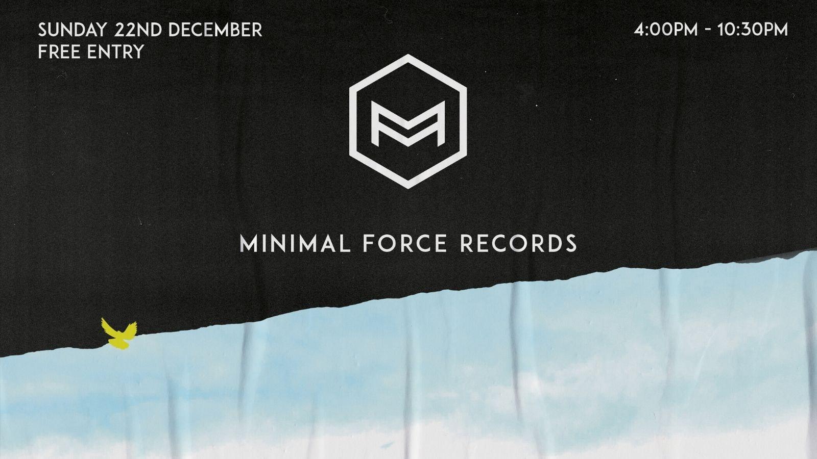 Minimal Force