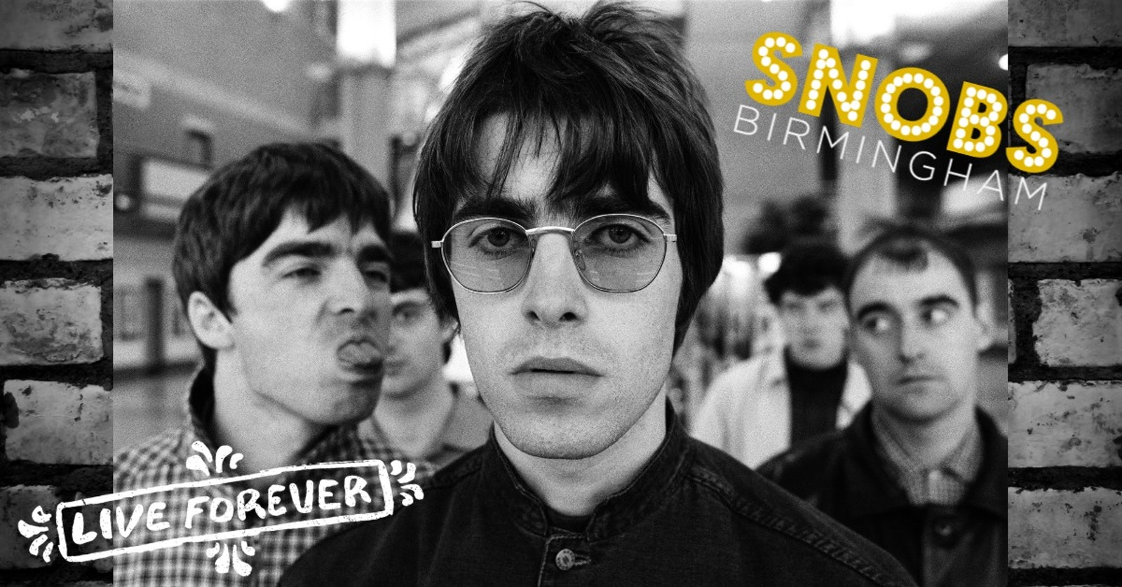 Live Forever Oasis Special